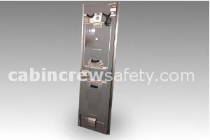 801307-00 - AVOX Breathing Oxygen Cylinder Assembly 310ltr