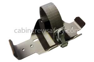 A2567084500700 - Cabin Crew Safety Fire Extinguisher Bracket