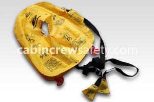 P0640-201 - Eastern Aero Marine Infant Life Preserver