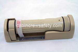 P2-07-0001-101 - DME Astronics Flashlight system (Beige)