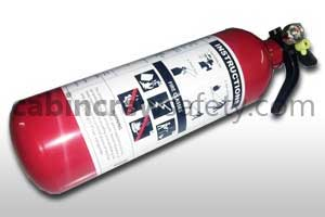 P3APP003010A - P3 Hafex fire extinguisher (empty)