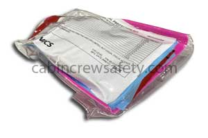 S6-06-0143-001 - Cabin Crew Safety Universal Precaution Kit Reorder Module